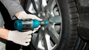 Tyre service from our mechanic in West Ryde